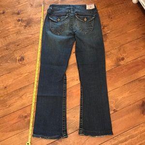 True Religion jeans, size 30